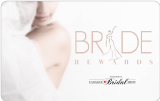 Bride Rewards Card